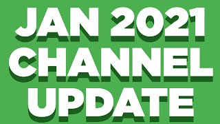 • SLIME RANCHER STARTING SOON! Channel Updates, Minecraft Dungeons, TABS, ARK & more! (January 2021)