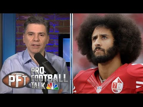 Video: Legal omission shows Kap numbers may be overblown | Pro Football Talk | NBC Sports