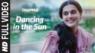Dancing In The Sun Song Lyrics
