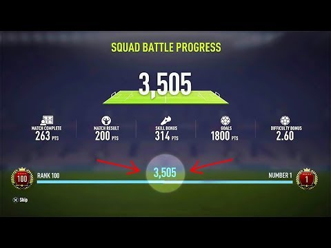 NEW ULTIMATE WIN SQUAD BATTLES CHEAT... (FIFA 18) (видео)
