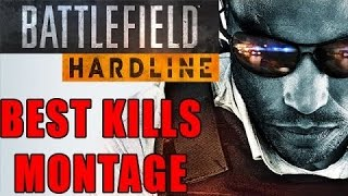 Battlefield hardline BEST KILLS!!! (top 20 kills)*HEAD SHOT*sniper,Trolling *2016* and more!!!