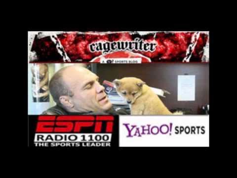 Couture talks MMA judging and Machida vs Rampage decision