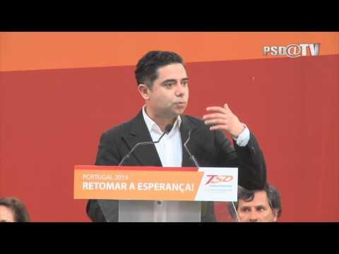 Luís Gomes na Sessão de Abertura do XIII Congresso Nacional dos TSD