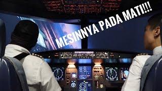 Video Mesin pesawat mati! Ft: Vincent Raditya MP3, 3GP, MP4, WEBM, AVI, FLV November 2018