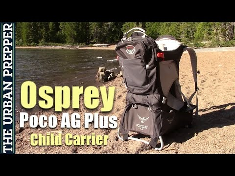 Osprey Poco AG Plus Child Carrier Review