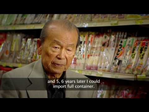 2011 Ethnic Business Awards Finalist – Medium to Large Business Category – Seijiro Funayama – Jun Pacific