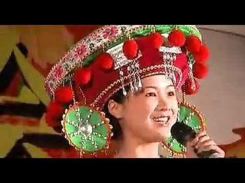 苗族歌曲-太阳出来照月亮-nkauj-hnub-ci-nraug-hli-paj-tawg-lag-hauv-lub-xeev-yunnan