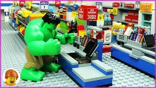 Video Lego Hulk Shopping Fail MP3, 3GP, MP4, WEBM, AVI, FLV September 2018