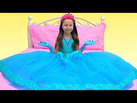 Alice quiere ser más alto y va a una fiesta de princesas