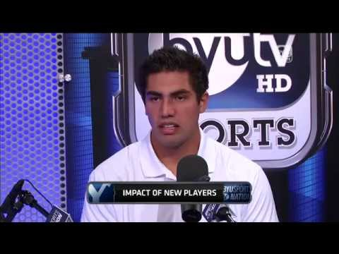 Bronson Kaufusi Interview 6/23/2014 video.