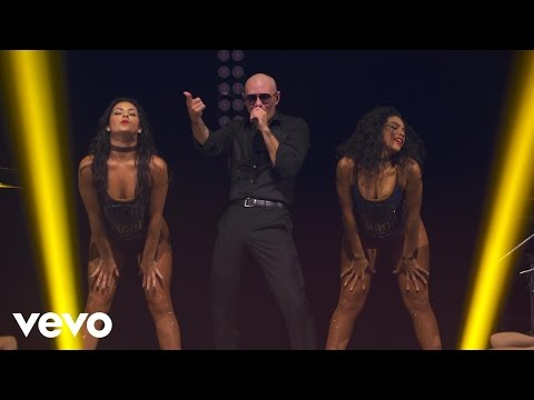 Pitbull - Timber (Live on the Honda Stage at the iHeartRadio Theater LA)