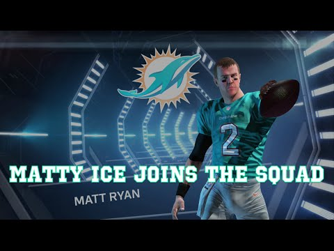 job - Matt Ryan and some others join the squad to strengthen our offense and defense. We jump back into the water for week 2. Follow me on twitter at: https://twitter.com/#!/KSpade64 -------------------...
