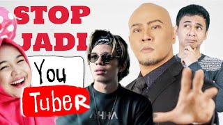 Video STOP KALIAN JADI YOUTUBER❗️ (I'm serious) MP3, 3GP, MP4, WEBM, AVI, FLV Maret 2019