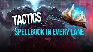 Video Why pro players are using Unsealed Spellbook in every lane MP3, 3GP, MP4, WEBM, AVI, FLV Juni 2018