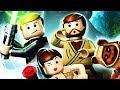 Lego Star Wars The Complete Saga Walkthrough Part 1 Pha