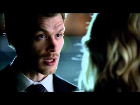 "Klaus & Caroline 4x23 ""He's your first love-- I intend to be your last"""