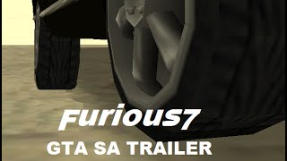 Nonton Furious 7 - GTA SA-MP [Movie Trailer] (HD) Film Subtitle Indonesia Streaming Movie Download