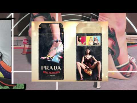 Video: Prada &#8216;Real Fantasies&#8217; Spring/Summer 2012 Lookbook