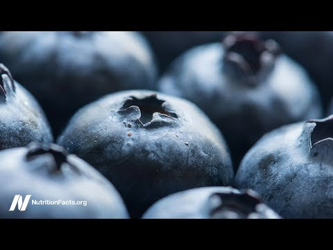 Nutrition - Benefits of Blueberries for Heart Disease