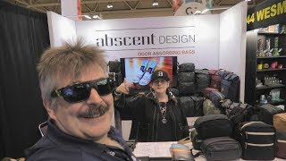 Abscent Bags Toronto Lift Expo 2019 by Urban Grower
