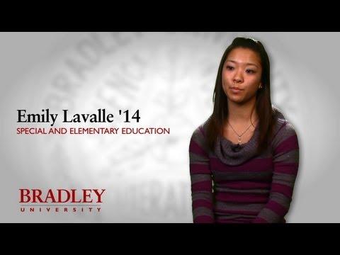 Lehramtausbildung - Emily 's Geschichte