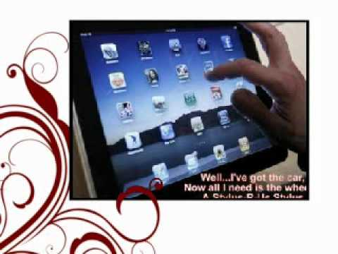 Apple iPad (first generation) MB292LL/A Tablet (16GB Wifi).3gp