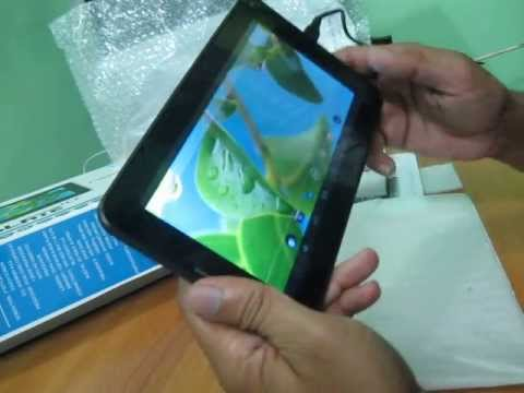 Ubislate 7CZ Review (2 of 4)   Specification & WiFi Test