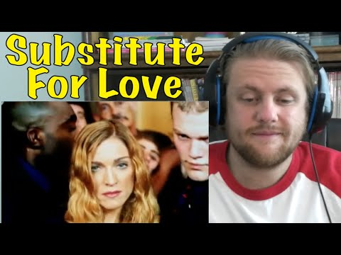 Madonna - Drowned World/Substitute For Love Reaction!