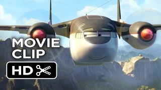 Planes: Fire & Rescue Movie CLIP - Perfectly Good Airplane (2014) - Disney Sequel HD