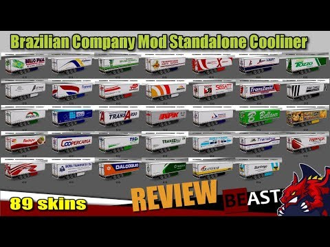 Brazilian Company Mod Standalone Cooliner v1.0