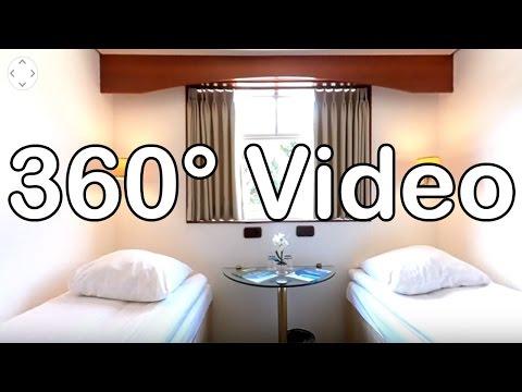 360 Grad Video: Kabine 205 Kat. E - MS Switzerland