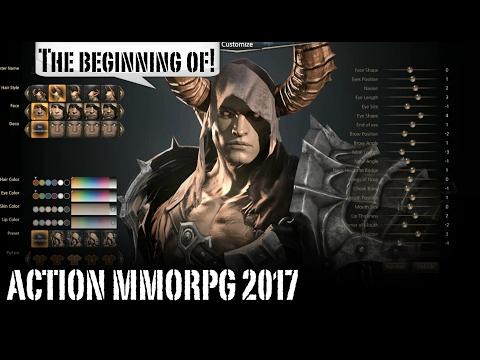 Top 5 Upcoming ACTION MMORPG Hack and Slash PC 2017