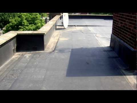 EPDM rubber roof inspection « EPDM Rubber and liquid Flat ...