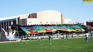 Ultras Risings 08 : Tifo & Ambiance du match : USAT#CRS - 10/01/2016