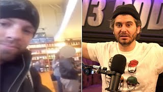 H3H3 Reacts to Flat Earth Starbucks Guy