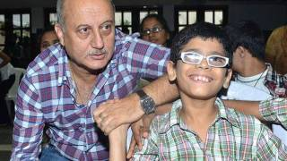 Anupam Kher at Hawai Dada special screening