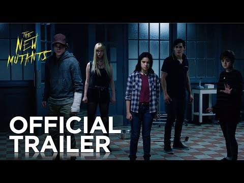 The New Mutants | Official Trailer | Fox Studios India