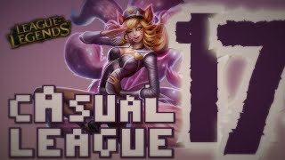 Casual League #17   The Wombo Combo Prevails   Feat. Foxdrop
