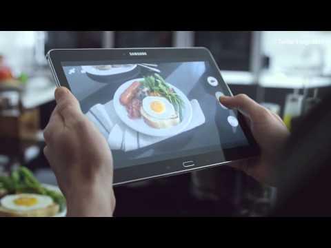 Uradna predstavitev tablice Samsung Galaxy Note 10.1 serije 2014