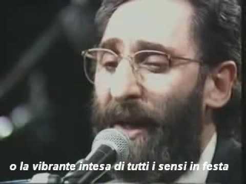 Franco Battiato - L'Ombra della Luce ( in arabo, sottotitoli in italiano)