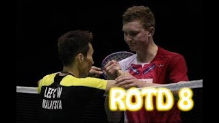 Video Rallies Of The Day 8 - Lee Chong Wei 李宗伟 vs Viktor Axelsen 安赛龙 | 2016 Thomas Cup Semi Final MP3, 3GP, MP4, WEBM, AVI, FLV Mei 2018