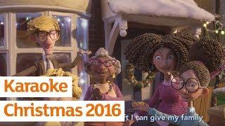Sainsbury's Christmas Advert 2016 - Karaoke