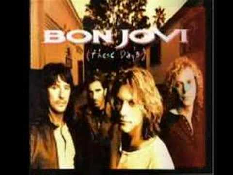 BON JOVI - NEXT 100 Years (audio)