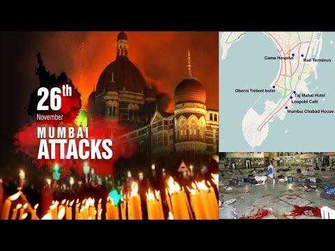 Today In History for November 26th. 26/11 Mumbai terror attacks