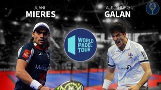 ALE GALAN - JUANI MIERES WORLD PADEL TOUR 2019