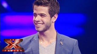 أدهم نابلسي - العروض المباشرة - الاسبوع 5 - The X Factor 2013