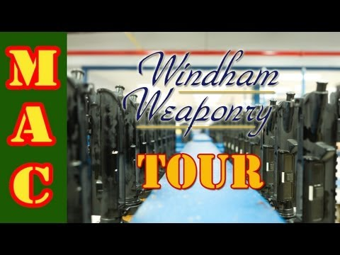 Windham Weaponry Tour