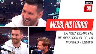 Video ¡Messi, histórico mano a mano! Disfruta la nota completa MP3, 3GP, MP4, WEBM, AVI, FLV Agustus 2019