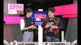 EFM ON TV 14 August 2013 - Thai TV Show