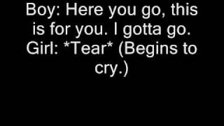 break up sad story
